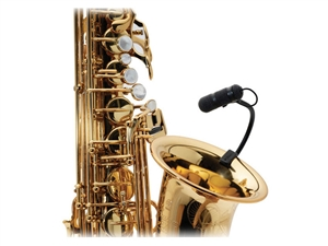 DPA VO4099S d:vote 4099 Supercardioid Instrument Microphone Kit, Saxophone