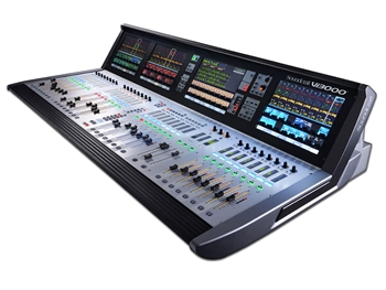 Soundcraft VI3000-48 Standard Config Control Surface, 48in x 16out