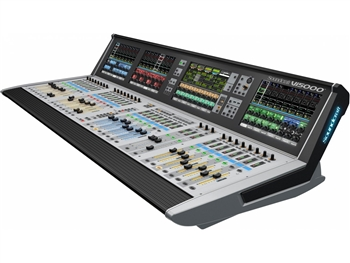 Soundcraft VI5000 Control Surface, 24 faders, 8 Master faders