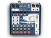 Soundcraft Notepad-8FX - 8-channel Analog Mixer with USB and Effects