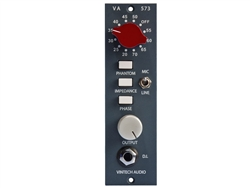Vintech 573 Single Channel Mic Preamplifier, Replica of NEVE1073