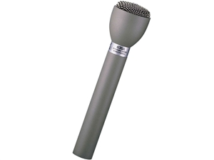 "Electro-Voice 635A, ""Classic"""" dynamic omnidirectional interview microphone, fawn beige"