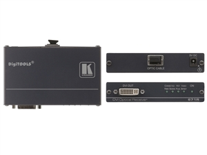 Kramer 671R DVI Over Fiber Optic Receiver