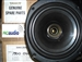 Tannoy Replacement Driver,System 800, 800A, I8AW and CVMS 8 TDC