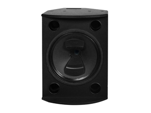 Tannoy VXP 15Q (black) 15-inch Dual Concentric Lab Gruppen Powered Speaker