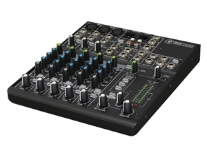 Mackie 802VLZ4 - 8-channel Ultra Compact Mixer
