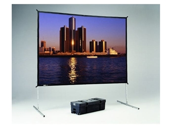 D Da-Lite 88608 Fast-Fold Deluxe Projection Projection Screen
