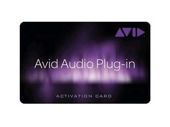 Audio Plug-In Activation Card Tier 1, Avid