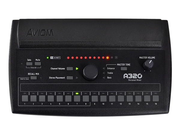 Aviom A320 Personal Mixer