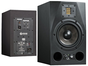 "Adam Audio A7X  2-Way 7"" Active Studio Monitor, Single"