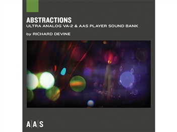 Abstractions, Applied Acoustics Systems