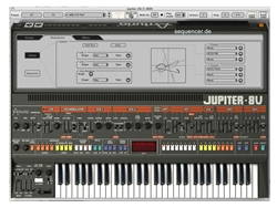Arturia Jupiter 8V Virtual Synthesizer (download)