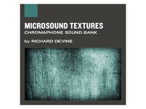 Microsound Textures, Applied Acoustics Systems