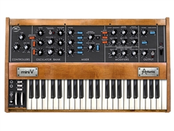 Arturia Mini V, Software Synthesizer (download)