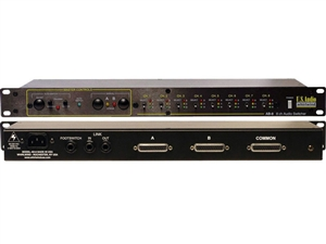 Whirlwind AB-8 - 8-Channel Mic / Line Switcher