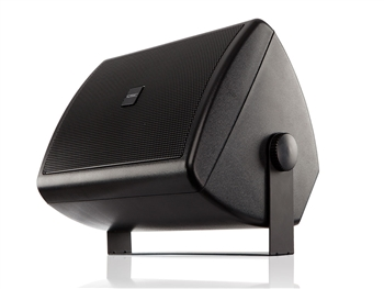 "QSC AC-S4T-BK - 4"" Two-way surface speaker, Black"