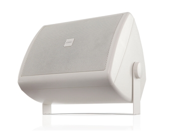 "QSC AC-S4T-WH - 4"" Two-way surface speaker, White"