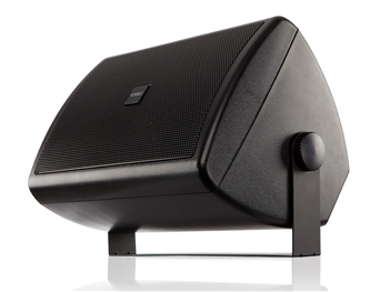 "QSC AC-S6T-BK - 6.5"" Two-way surface speaker, Black"
