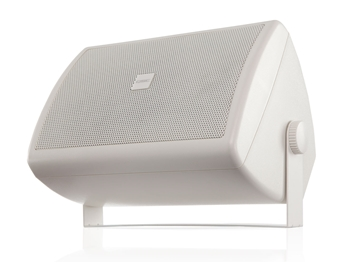 "QSC AC-S6T-WH - 6.5"" Two-way surface speaker, White"