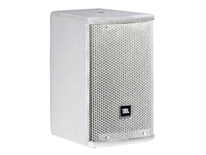 JBL AC15-WH - Ultra-Compact 2-Way Loudspeaker, white