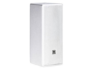 JBL AC25-WH - Ultra-Compact 2-Way Loudspeaker, white