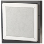 QSC AD-C1200SG, Square Grille for AD-C1200 (White)