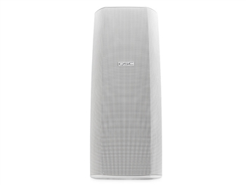 "QSC AD-S282HT-WH, Dual 8"" 2-Way Loudspeaker (White)"