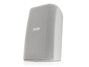 QSC AD-S32T-WH, AcousticDesign Surface Mount Speakers, White (SINGLE)