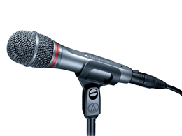 Audio-Technica AE4100 Cardioid Dynamic Vocal Microphone