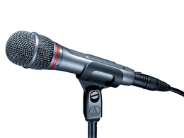 Audio-Technica AE6100 Hypercardioid Dynamic Vocal Microphone