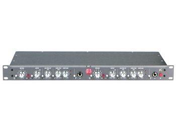 AEA RPQ2 - 2-Channel Ribbon Preamp w/curve shaping