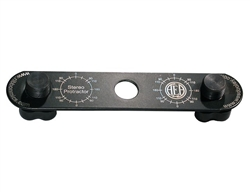 AEA Stereo Protractor - 6 inch mini stereo mounting bar