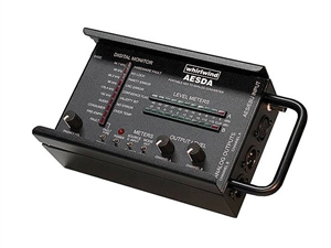 Whirlwind AESDA - Portable AES Digital to Analog Converter