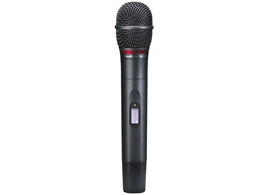 Audio-Technica AEW-T6100aD Hypercardioid Dynamic Handheld Transmitter - D-Band