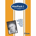 Submersible Music AlanPack I, DrummerPack expansion pack for Drum Core