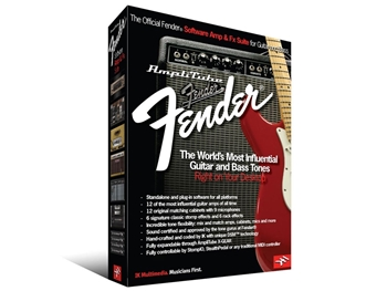 IK Multimedia AmpliTube Fender (Download)