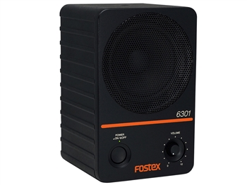 Fostex 6301NB Unbalanced Input Active Monitor (Single)