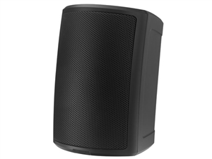 AMS 8DC Black Dual Concentric Wall Mounted Speaker, Tannoy