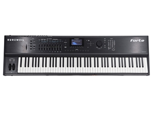 Kurzweil Forte - 88-key fully-weighted Keyboard