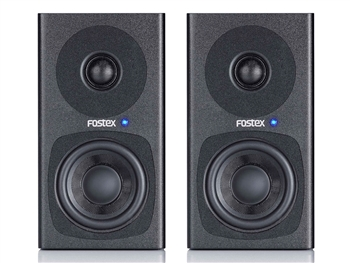 Fostex PM0.3D Black 2-way Studio Monitor (Pair)