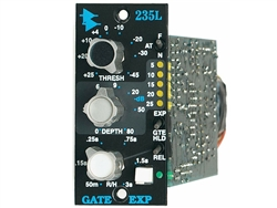 API 235L Discrete Channel Noise Gate for API 200 Series