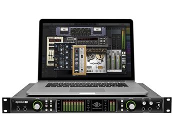 Universal Audio Apollo 8 DUO Thunderbolt 2 Audio Interface