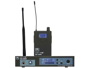 Galaxy Audio AS-1100 Wireless In-Ear Personal Monitor System