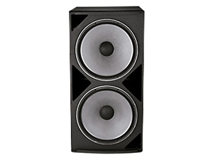 "JBL ASB4128-WH - Dual 18"" Subwoofer (white)"