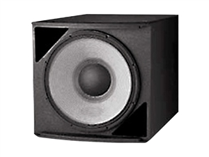 "JBL ASB6118-WH - Single 18"" Subwoofer (white)"