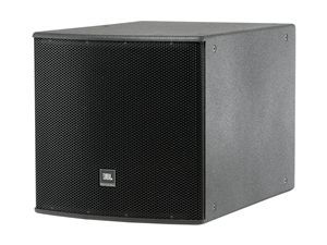 "JBL ASB7118-WH - Single 18"" Subwoofer (white)"