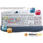 AskVideo Reason Key Command Keyboard Stickers