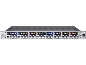 Audient ASP880 8-Channel Mic Pre-amp, with Analog and Digital I/O