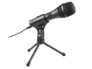 Audio-Technica AT2005USB - Dynamic handheld Microphone with USB and XLR