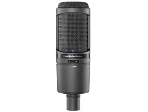 Audio-Technica AT2020USBi - Side-address Cardioid Condenser USB Microphone